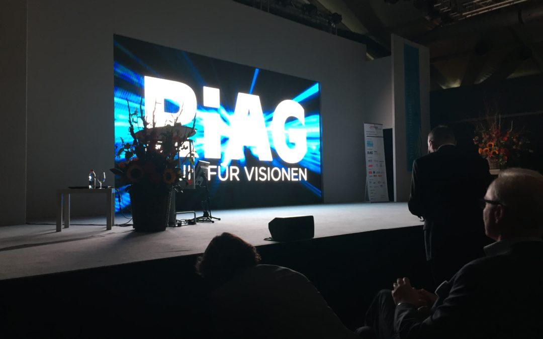 RiAG als Hauptsponsor des 9. KMU Forum Zürcher Oberland