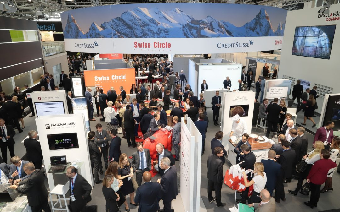 EXPO REAL 2018 – am Puls der Immobilienbranche