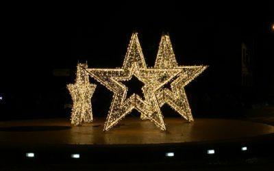 RiAG ist Mitglied der Genossenschaft Weihnachtsbeleuchtung Wetzikon.